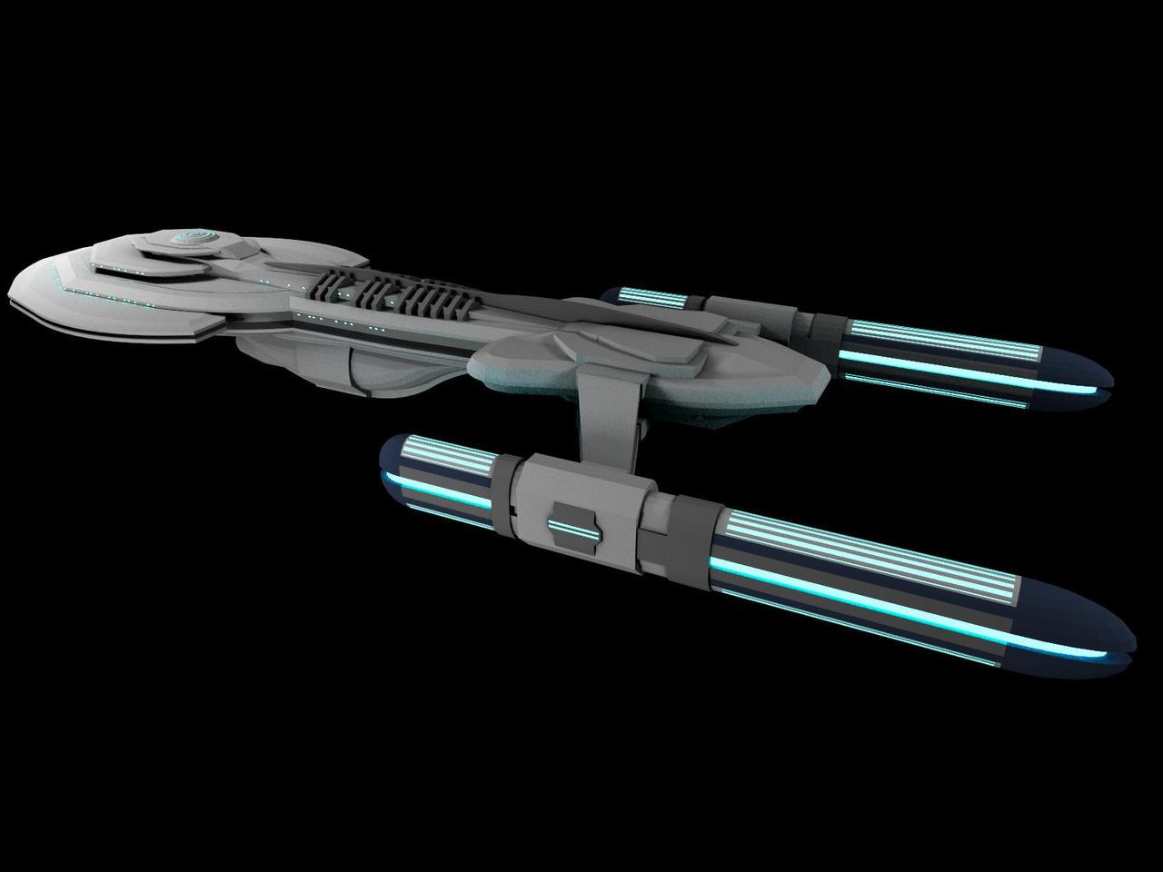 Star trek ship 5 by djomally on deviantart for Wohnung star trek design