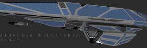 Galdorian Redesign - Battleship