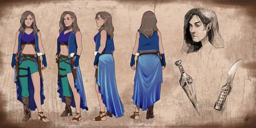 Eira Character Sheet