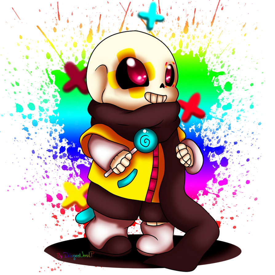 SignTale Sans :Gift: by DulcineaNeruLP