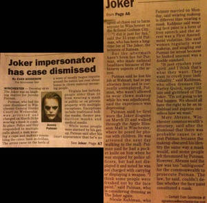 real life joker, my husband