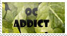 OC Addict Stamp by crystal-of-ix
