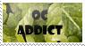 OC Addict Stamp by crystal-of-ix