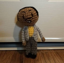 Random Amigurumi by crystal-of-ix