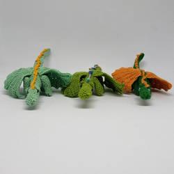 Mini Dragon Trio