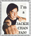 Jackie Chan Stamp by M-Skirvin