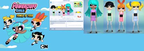 The Powerpuff Girls Sims 4 by Alberta360