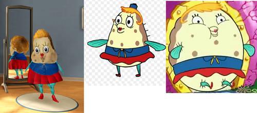 Mrs.Puff From Spongebob Squarepants (sims3) by Alberta360