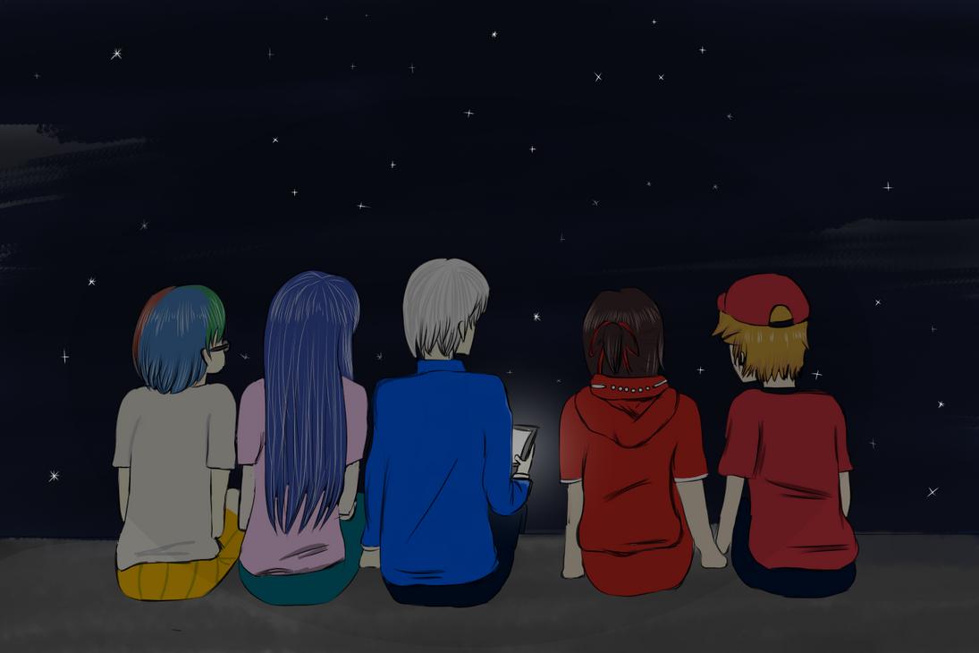 Rocket_ZER0 CLUB by mnamo415