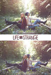 Chloe x Rachel - Life is Strange BTS - Cosplay 4 by IvyHale