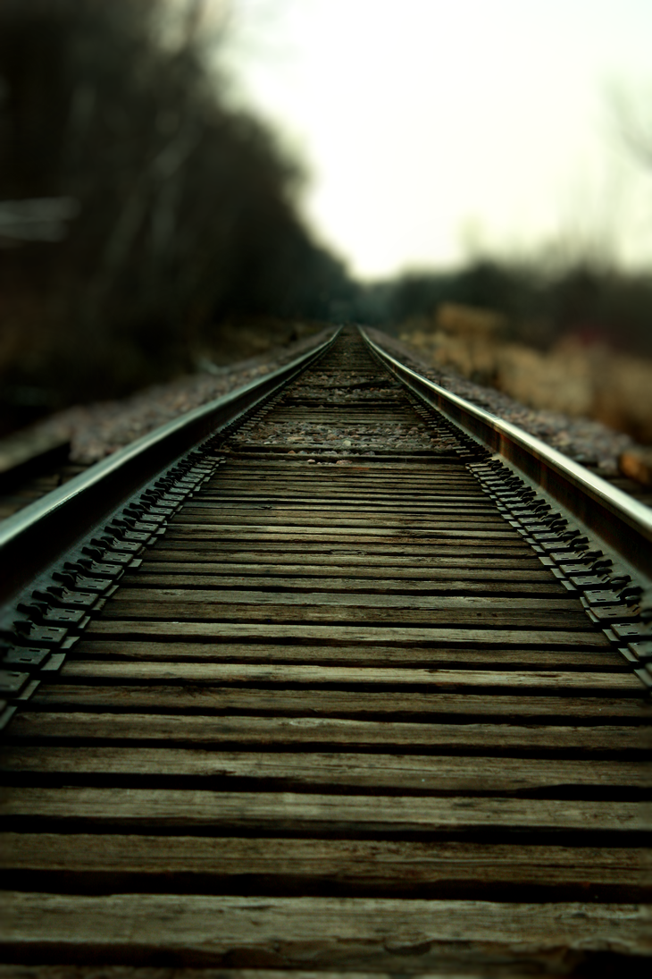 Railroad by POM-Photography