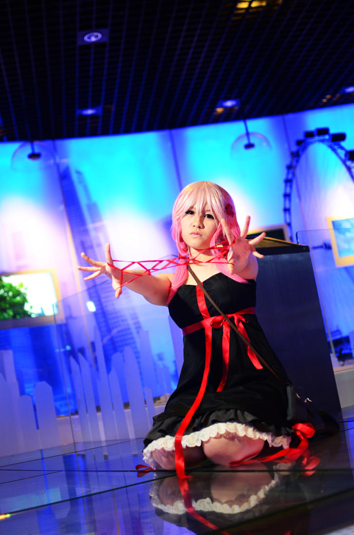 Guilty Crown: EGOIST by cure-pain