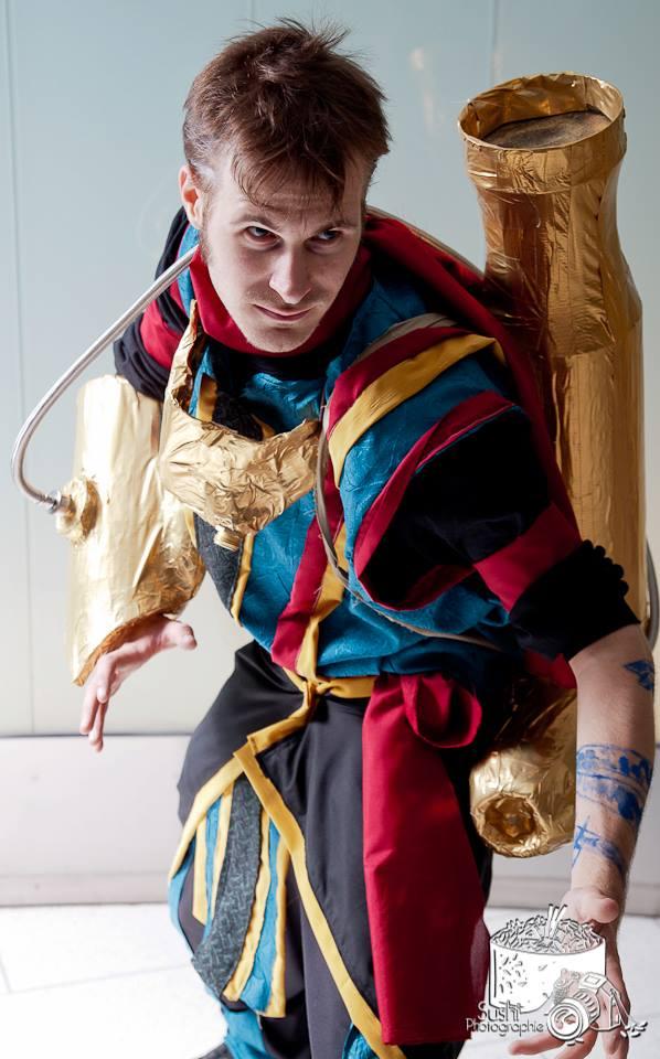 Ral zarek cosplay by gefec