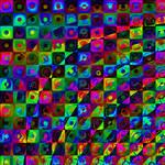 Trippy Modern art fractal?