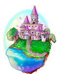 Castillo-pixel by Belu-Cute