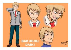 Daiki Bakugou