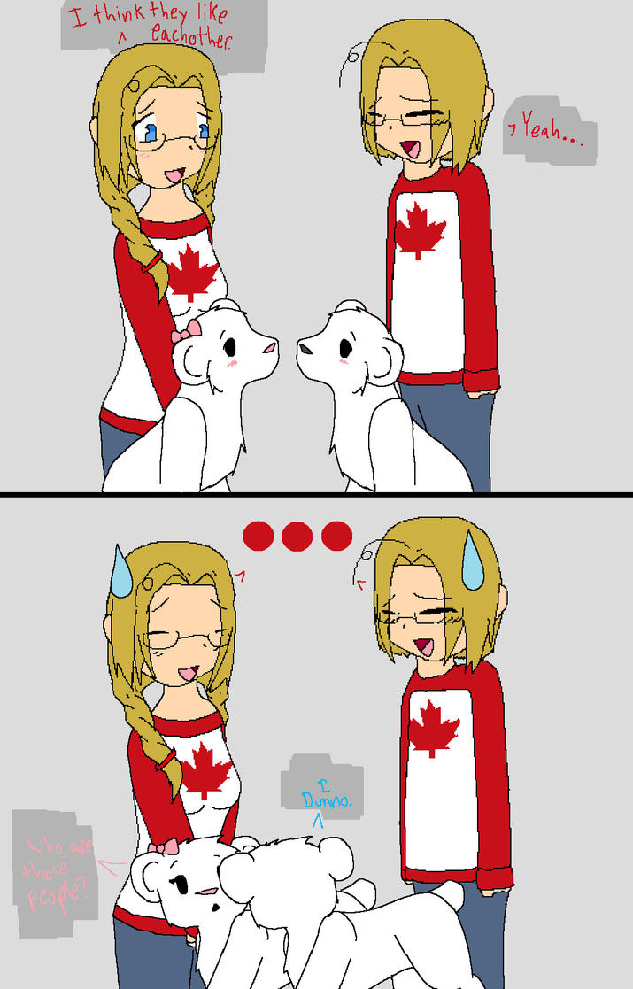 Canada and fem canada comic by scopesam on deviantart canada and fem canada comic by scopesam altavistaventures Choice Image