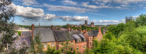 Durham City Panorama - Jun 13