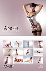 Angel Calendar by rekit