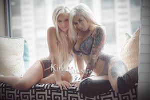 KCN Tori/Haley by rekit
