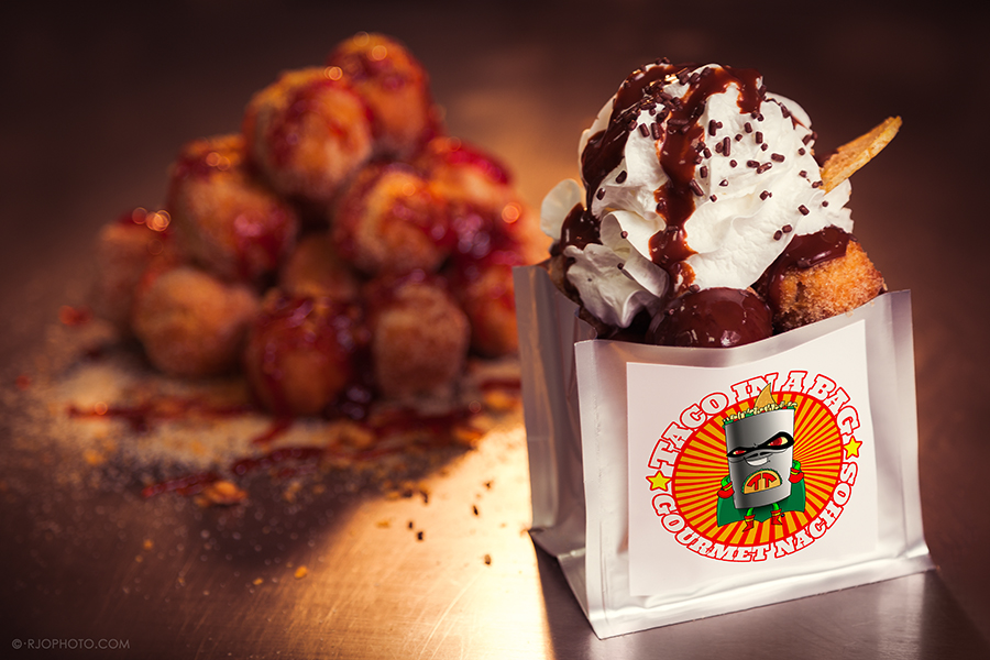 Nutella Donut Holes by rekit