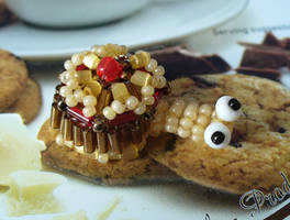 Cake snail - 01 by TrinaElaine