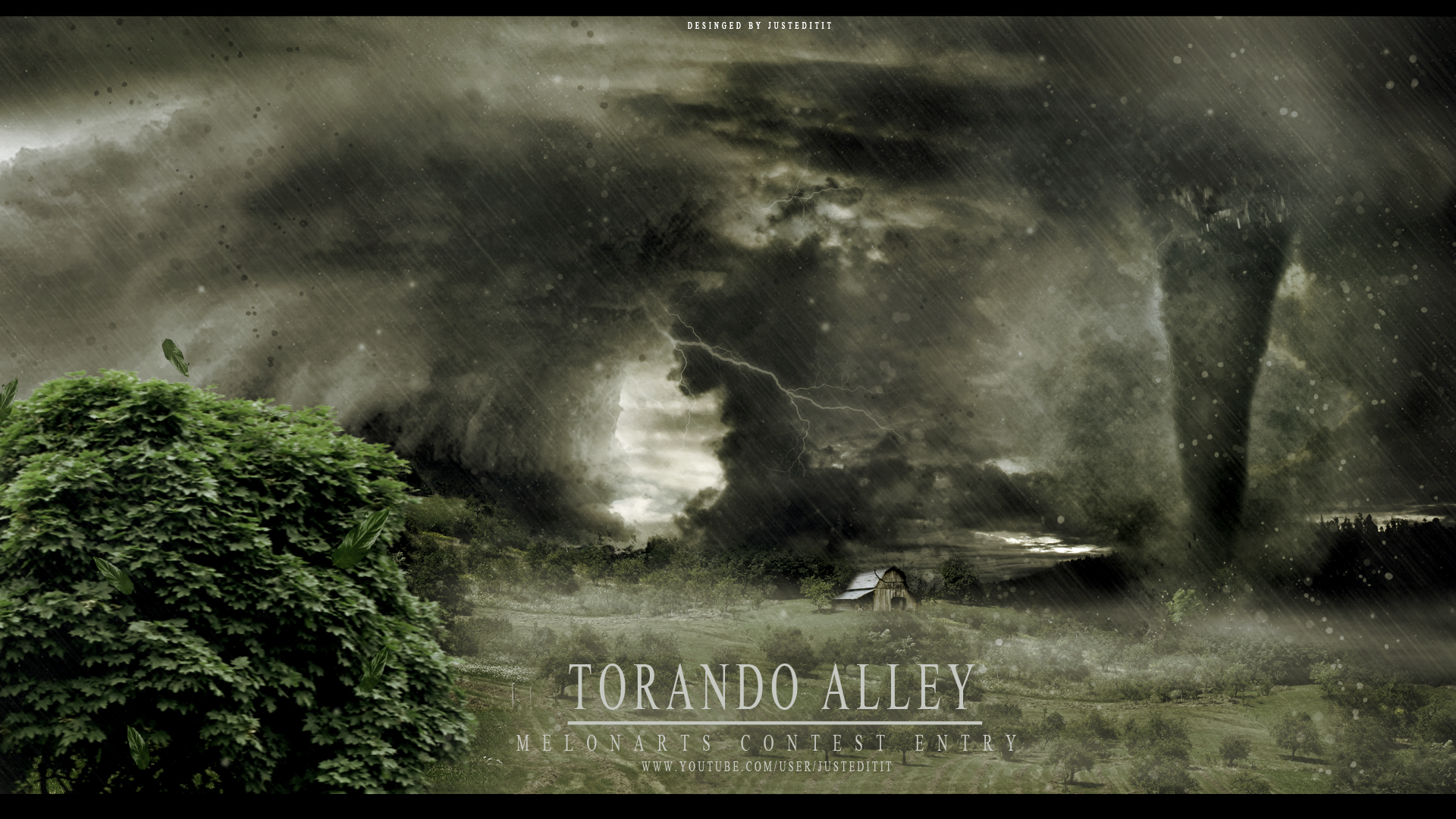 Tornado alley by JustEdit on DeviantArt
