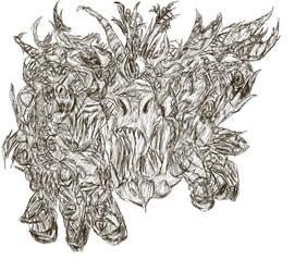 [C.Lords] Chimerical Beast by GilgaPhoenixIgnis