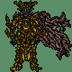 Rpg ennemy sprite pack sample: Antic Lord by GilgaPhoenixIgnis