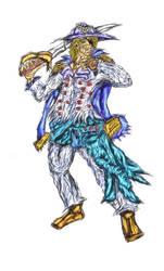 [Character] Azur by GilgaPhoenixIgnis