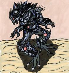 [Fantasy] DarkDragon by GilgaPhoenixIgnis