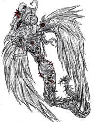 [Fantasy] Flower Dragon by GilgaPhoenixIgnis