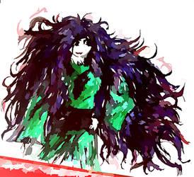Emerald Princess by GilgaPhoenixIgnis
