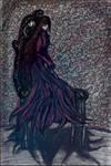 [Digital] Thorns in her heart by GilgaPhoenixIgnis