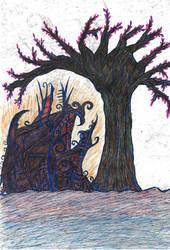 [Chaotic World] Tree of Kaos by GilgaPhoenixIgnis