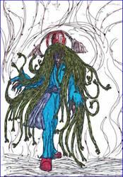 [Fantasy] Gorgon by GilgaPhoenixIgnis