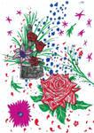[Carnet Insta] Fleurs by GilgaPhoenixIgnis