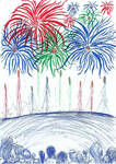 [Carnet Insta]  Fireworks by GilgaPhoenixIgnis