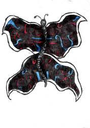 [Carnet Insta] Butterfly by GilgaPhoenixIgnis