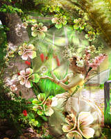 The Heart of Plant Life by GlendaWolfie