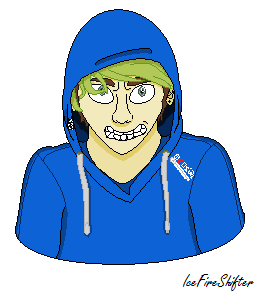 jacksepticeye - #1st upload by Libraryofcharacters