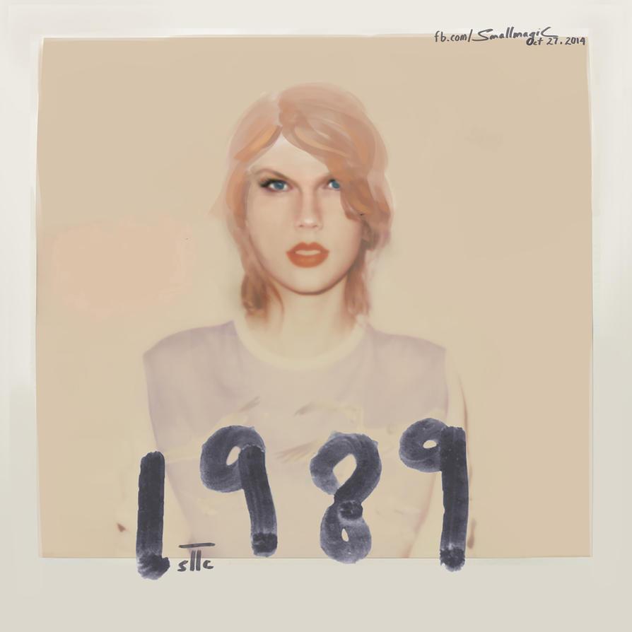 Taylor Swift - 1989 by smallmagic