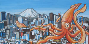 Tokyo Squid