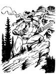Wolverine by AtelierLambert