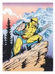 Wolverine In Color