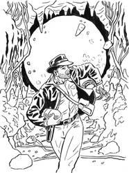 Indiana Jones by AtelierLambert