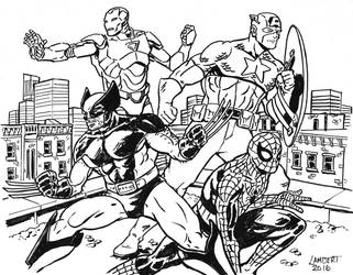 Marvels by AtelierLambert