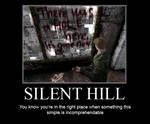 Silent Hill demotivational