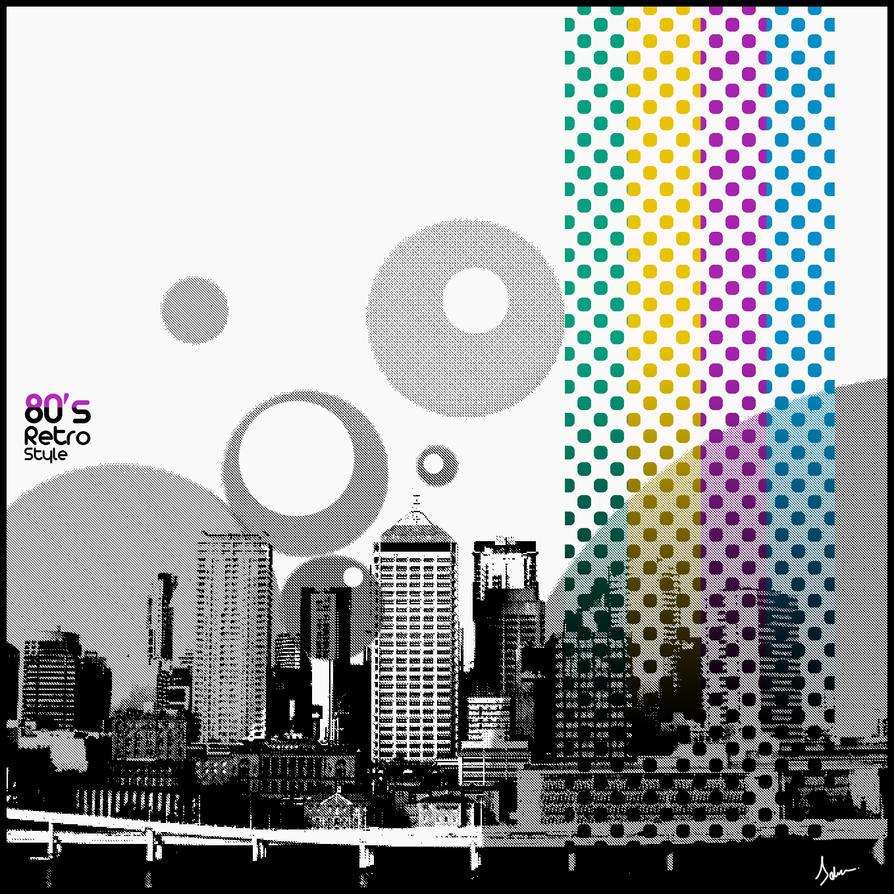 80's Retro by tokarnia