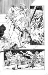 She-Cat pg 1 by sjlarson